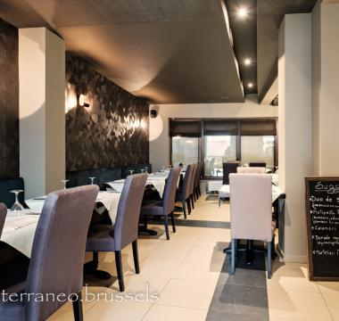 restaurant Italien situé à Evere