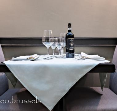 Nos tables chez Mediterraneo