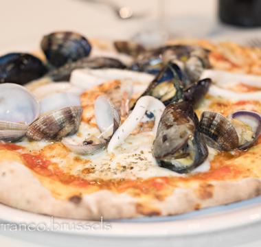 Pizza Fruitti di Mare